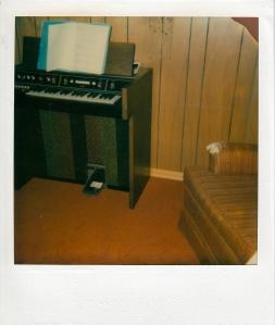 The Hammond Organ