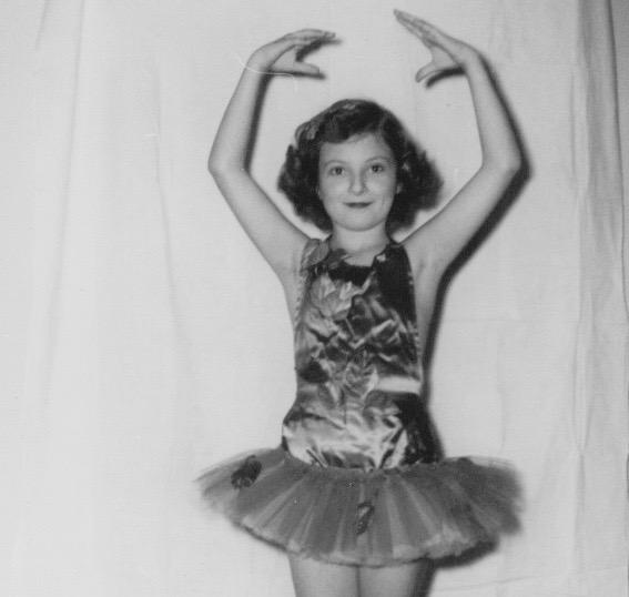 boo ballerina