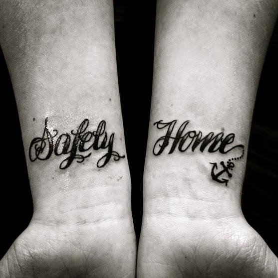 mel's tattoo